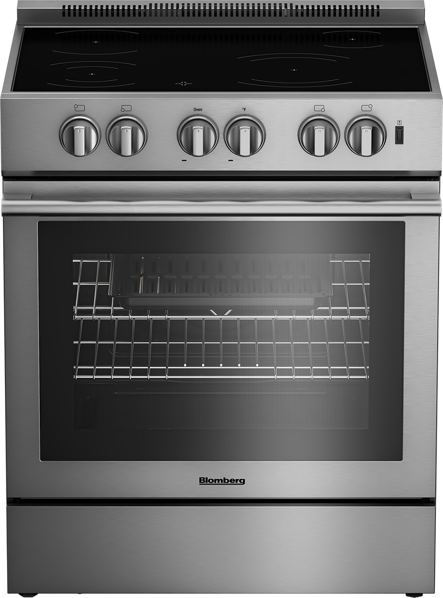 "30"" Induction Slide-In Range"