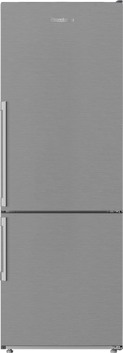 "24"" Counter Depth 11.43 cu.ft. Bottom Freezer Refrigerator Stainless"