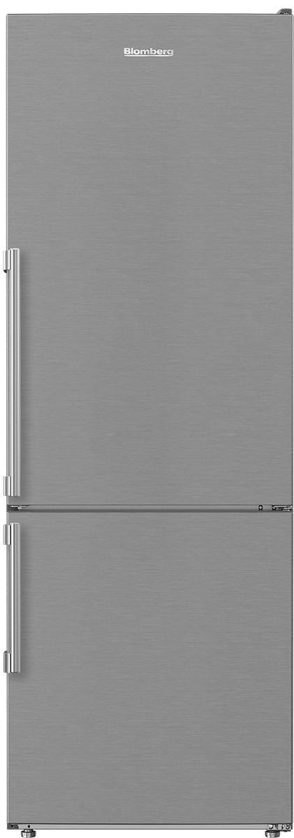 "24"" Counter Depth 11.43 cu.ft. Bottom Freezer Refrigerator Stainless"