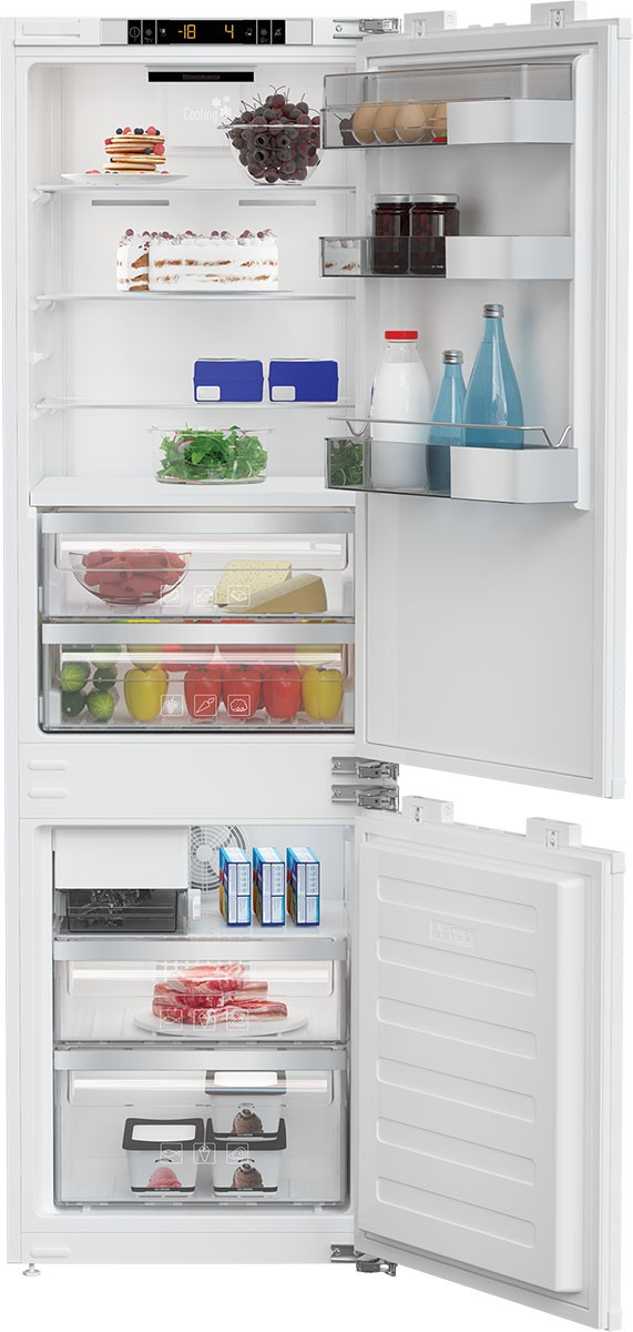 "22"" Built-In Bottom-Freezer Refrigerator"