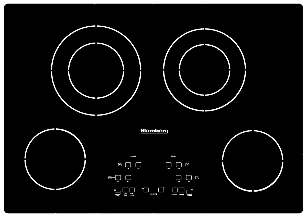 """30"""" Smooth TopElectric Cooktop"""