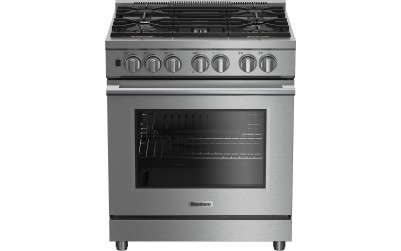 30 Inch Pro-Style Dual Fuel Range